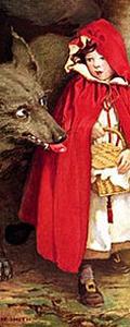 Cappuccetto Rosso Fratelli Grimm